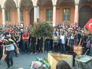 Bologna: creating counterpower in the university