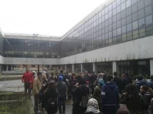 280 people occupy building in Bologna